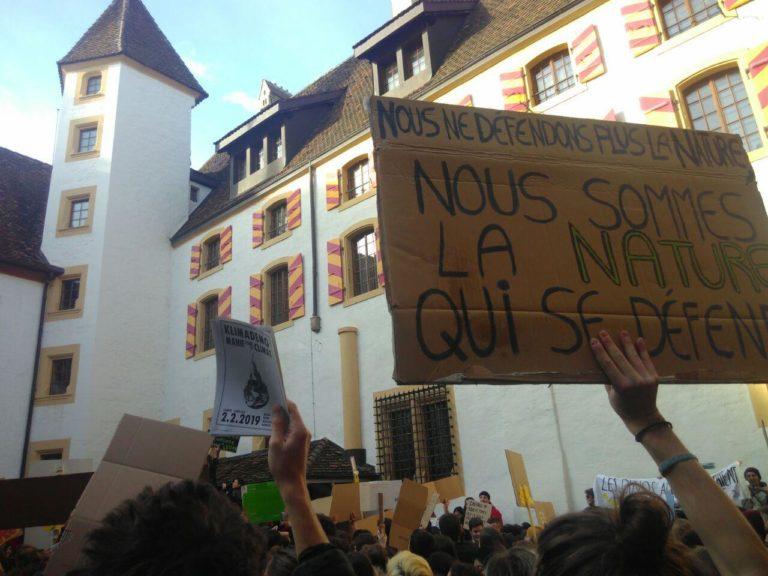 Droit de grève pour les étudiant.e.s neuchâtelois.es